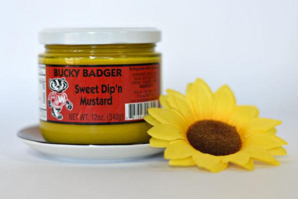 Sweet Dip'n Mustard