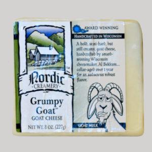 Grumpy Goat Cheese
