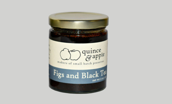 Apple Preserves - Fig and Black Tea