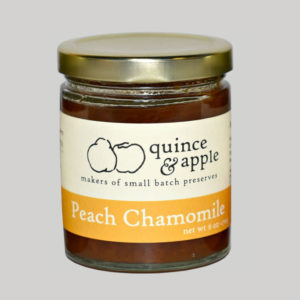Apple Preserves - Peach Chamomile