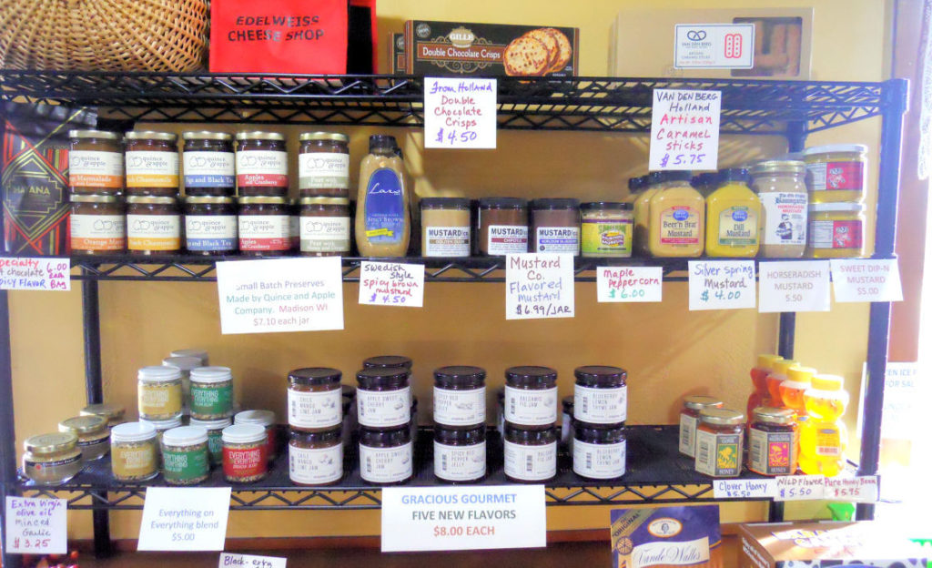 Cookies, Preserves, Mustard and More