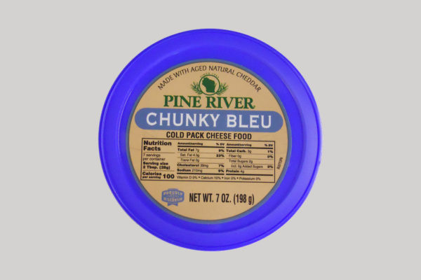 Pine River Cheese Spread - Chunky Blue