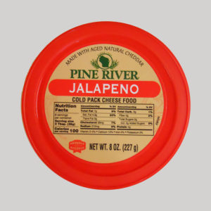 Pine River Cheese Spread - Jalapeno