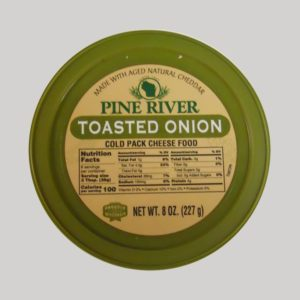 Pine River Cheese Spread - Toasted Onion