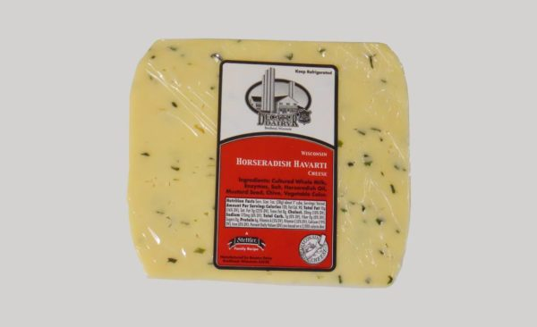 Havarti - Horseradish